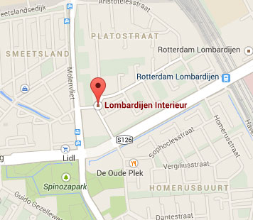 Route lombardijen interieur for Lombardijen interieur